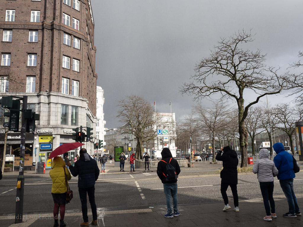 Hamburg - Streetfotografie